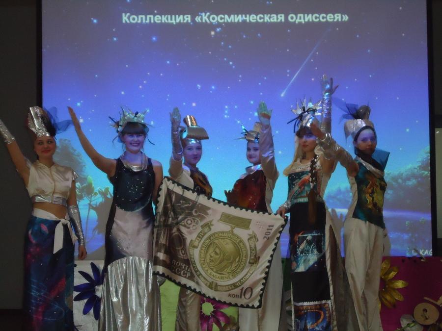 В Свердловском районе Перми состоялся праздник моды - фото 15