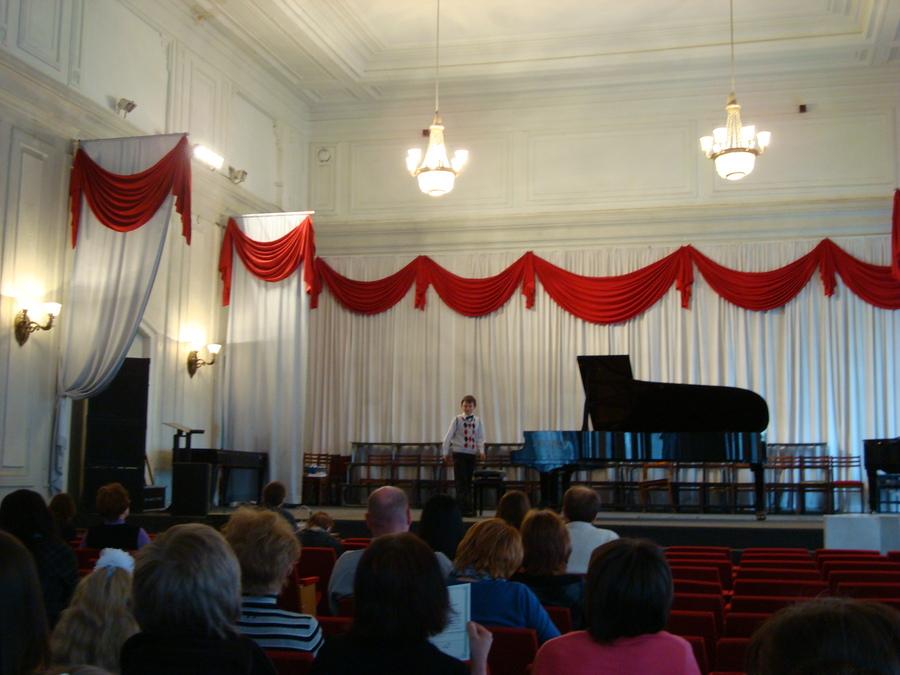 В Перми соревновались юные пианисты - фото 1