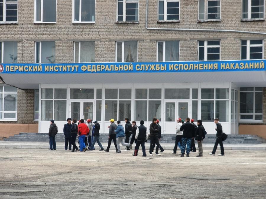 В Пермском военном институте прошел День призывника