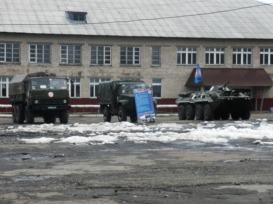 В Пермском военном институте прошел День призывника - фото 2