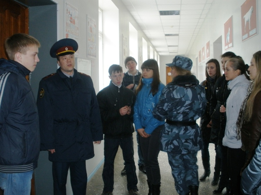 В Пермском военном институте прошел День призывника - фото 4
