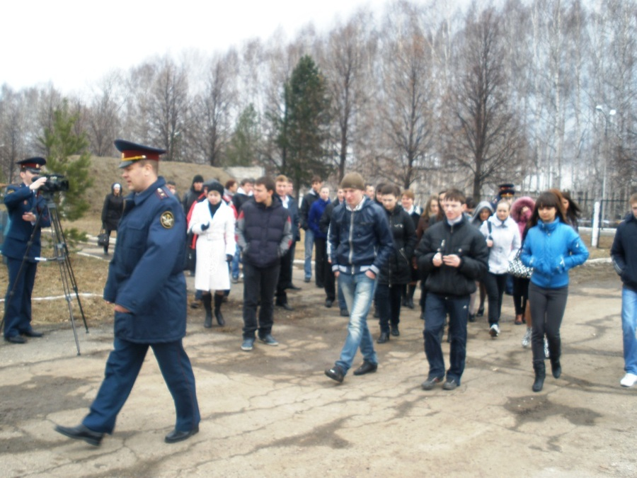 В Пермском военном институте прошел День призывника - фото 5