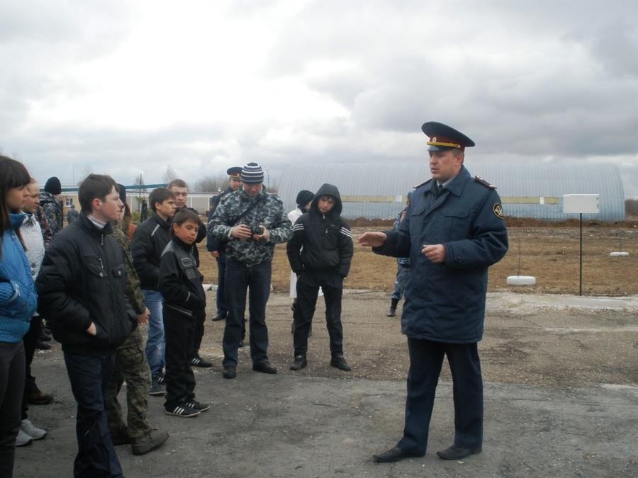 В Пермском военном институте прошел День призывника - фото 9