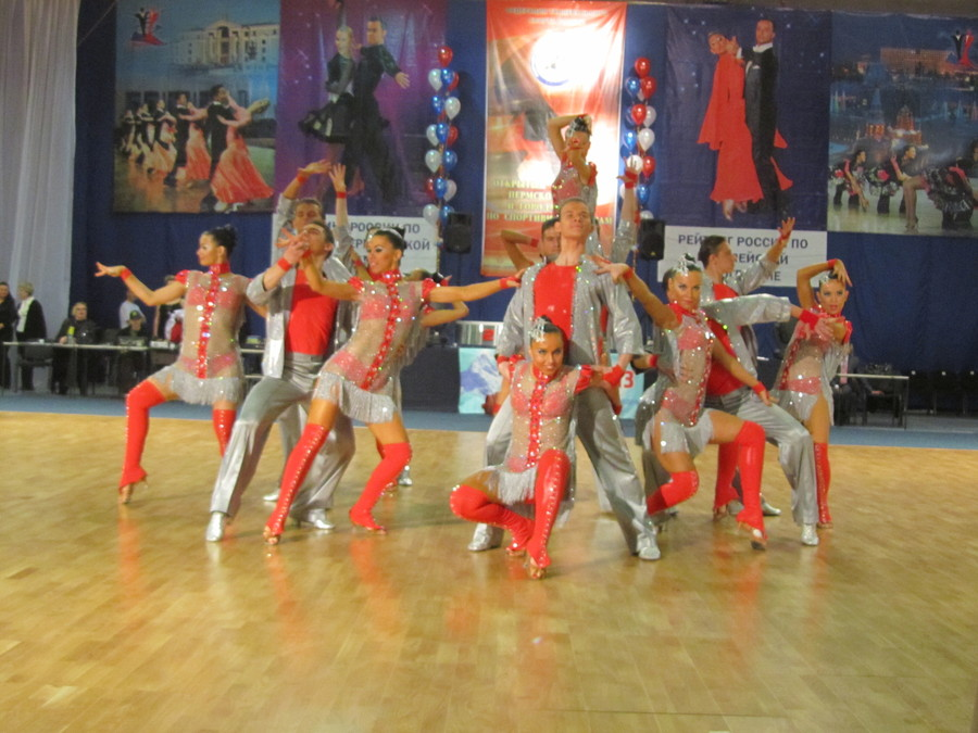 Пермские танцоры показали класс