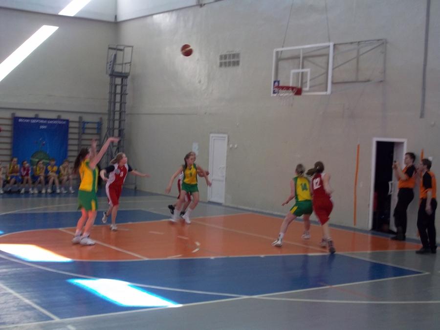 В Перми закончился краевой турнир по баскетболу среди школьников