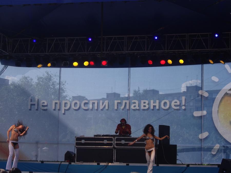 Не скучные танцы пермских «Белых ночей»