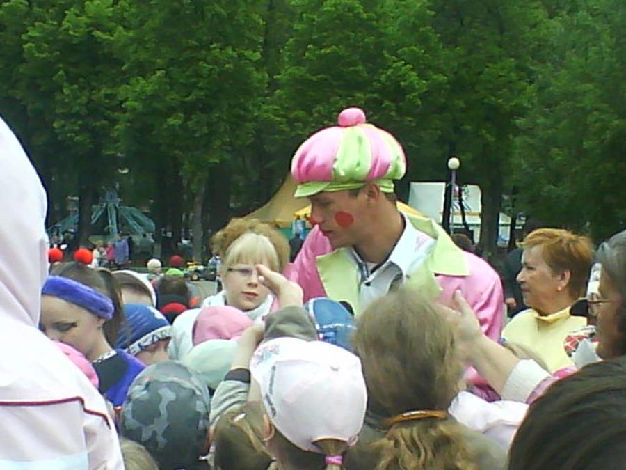 Пермский Парк имени Горького отпраздновал День защиты детей