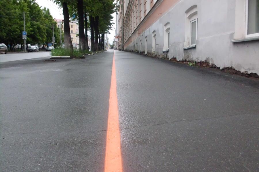 В Перми появился маршрут любви – «Красная линия»