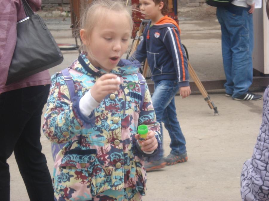 «Белые ночи в Перми» открыли дети - фото 1
