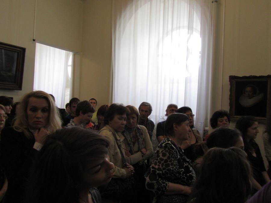 В Пермской галерее открылись «Дороги» - фото 2