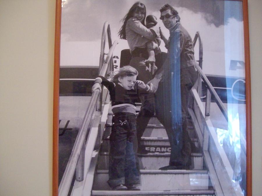 Пермскую галерею посетили французские звезды