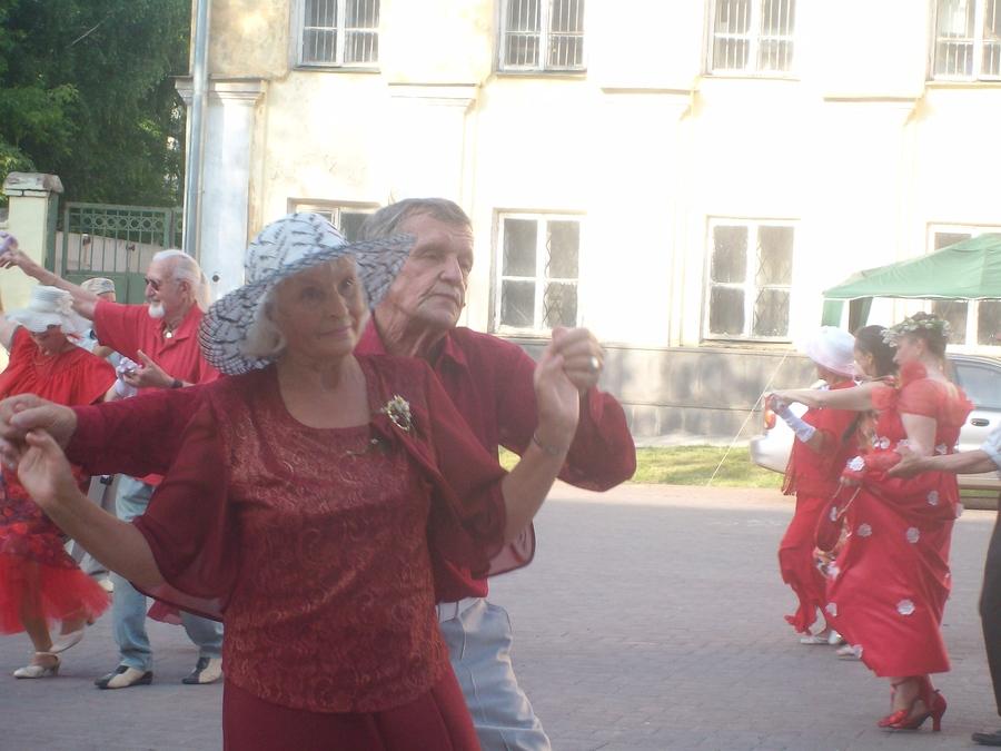 В Перми на Соборной площади отметили День Петра и Февронии