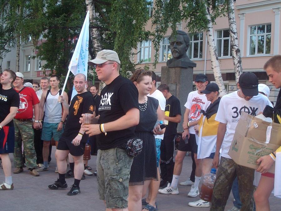 В Перми на Соборной площади отметили День Петра и Февронии - фото 3