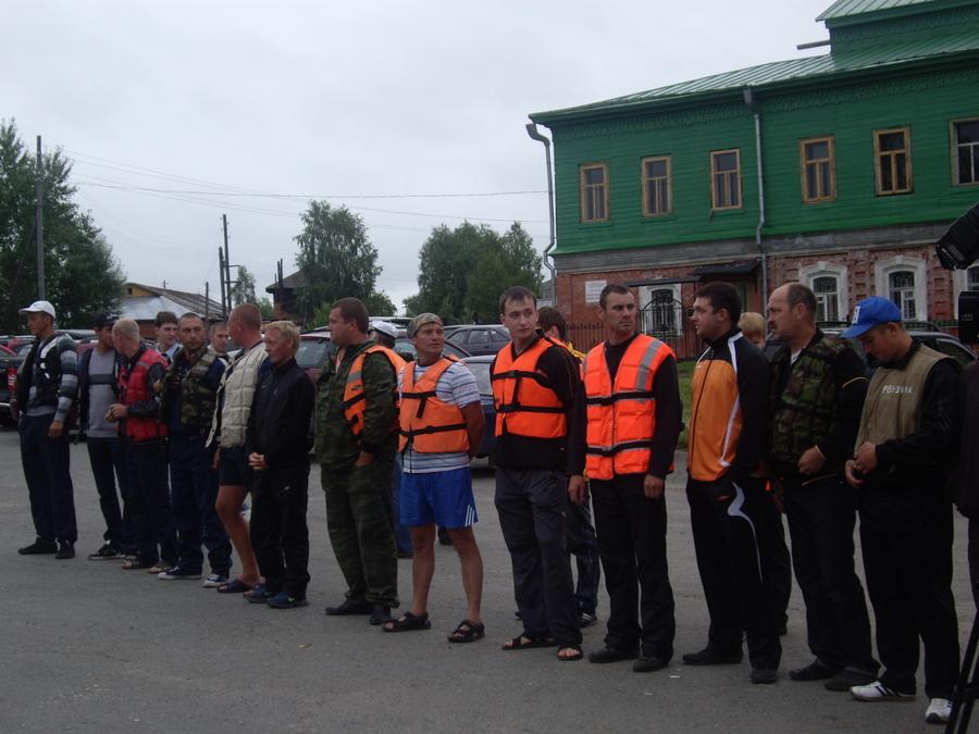 В Соликамске прошла Камская регата - фото 2