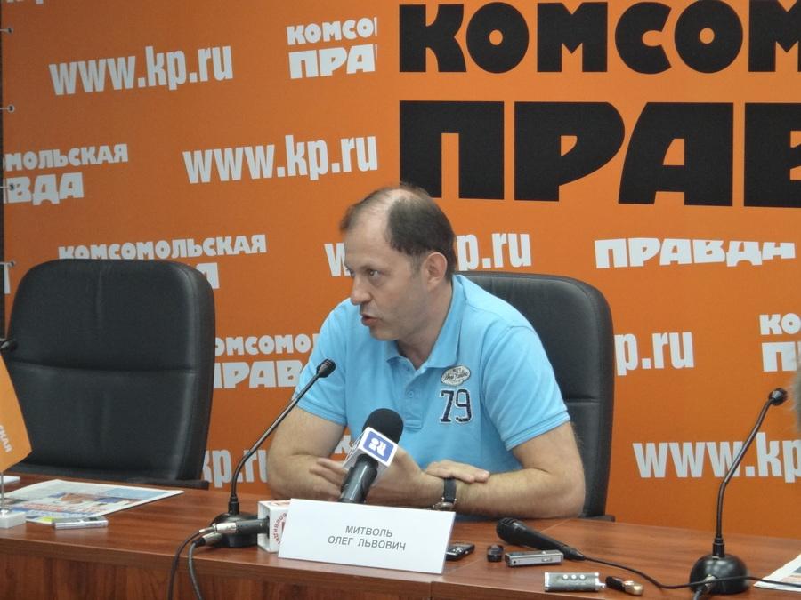 Олег Митволь против пермских «красных человечков»