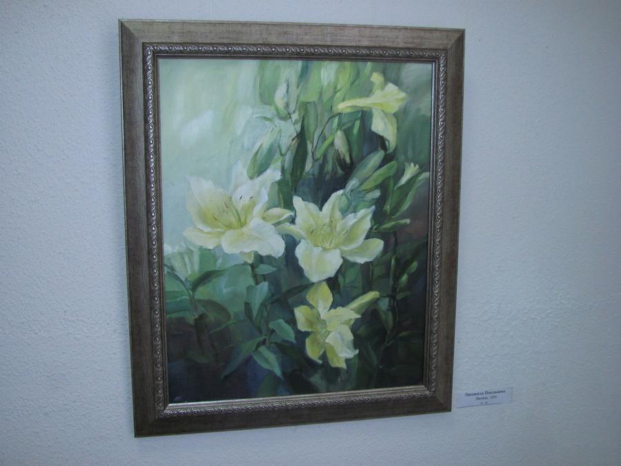 В Перми открылась выставка пермских художников - фото 1