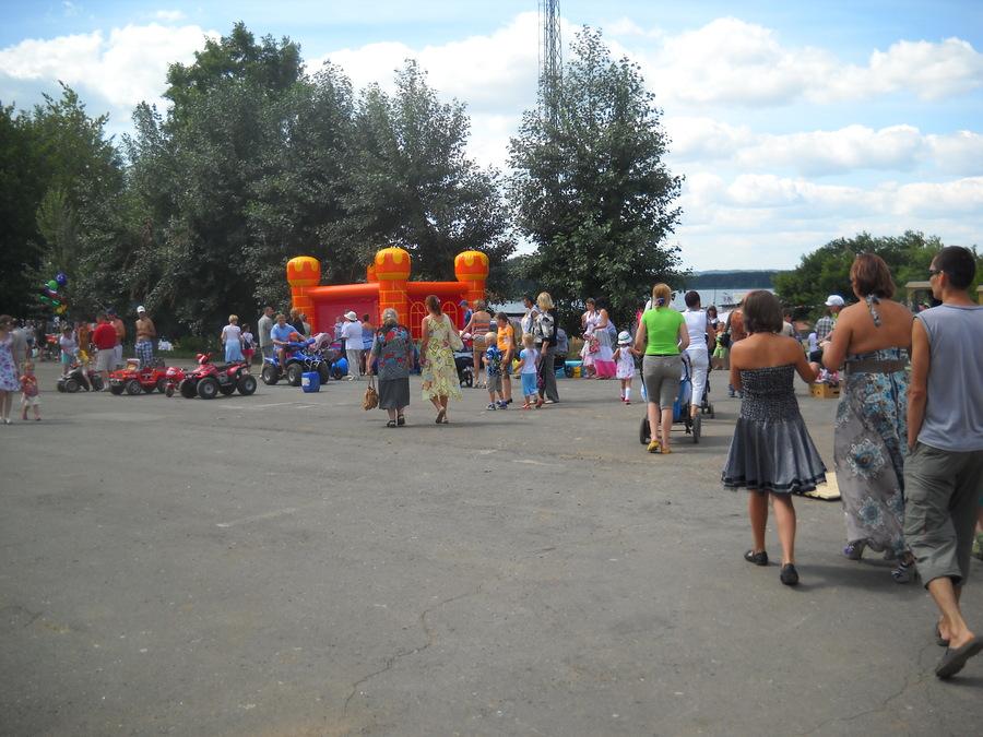 В Нытве отпраздновали день города