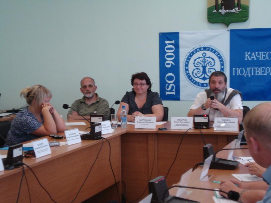 Вице-премьер Борис Мильграм побывал в Соликамске
