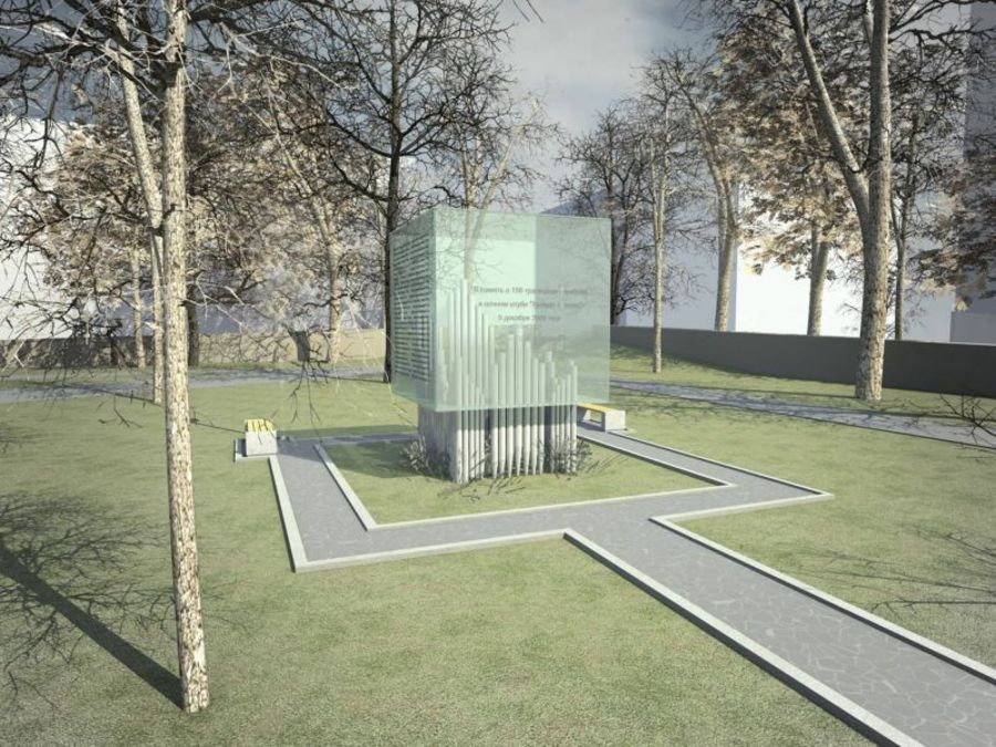 В Перми подвели итоги конкурса на разработку памятника погибшим в клубе «Хромая лошадь».