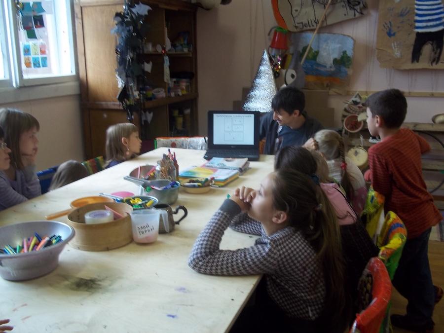 В Перми дети рисуют комиксы - фото 1