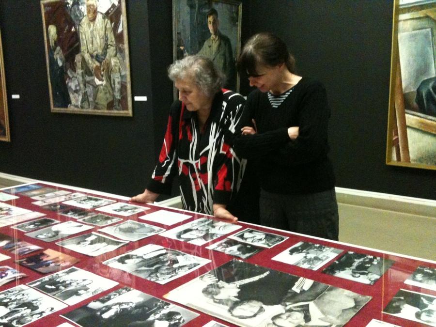 Пермская художественная галерея празднует 80-летие Широкова