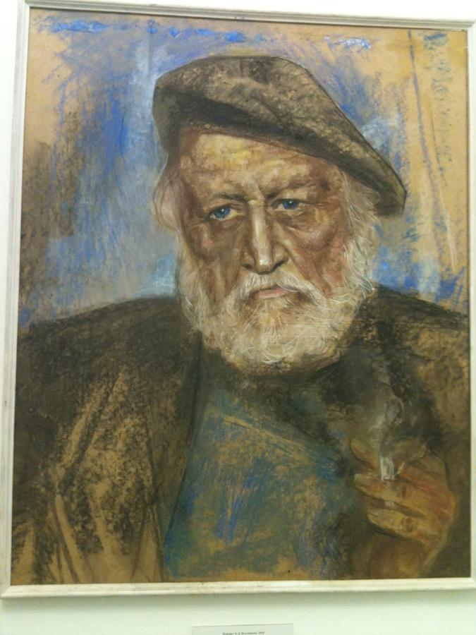 Пермская художественная галерея празднует 80-летие Широкова - фото 5