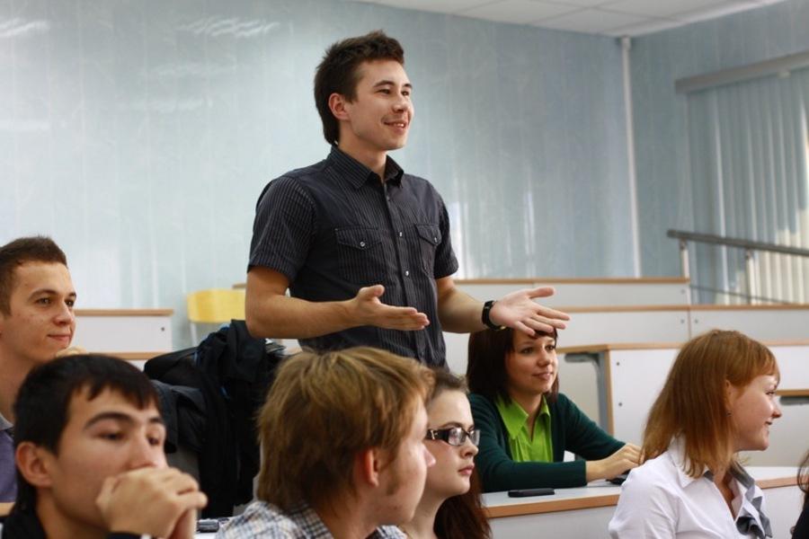 В Перми ректор ПНИПУ встретился со студентами - фото 1