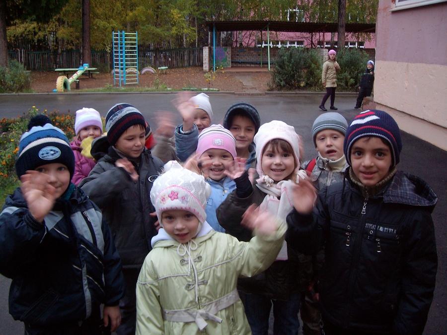 Пермские ребятишки озеленяют город