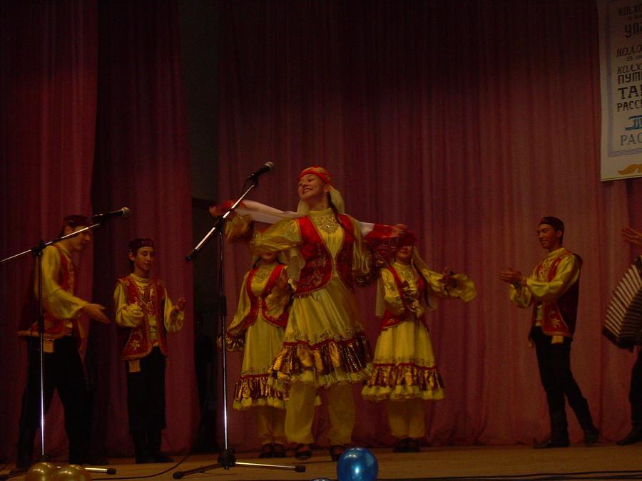 Посланцы Перми, Татарии и Башкортостана встретили «Рассвет» в Барде - фото 5