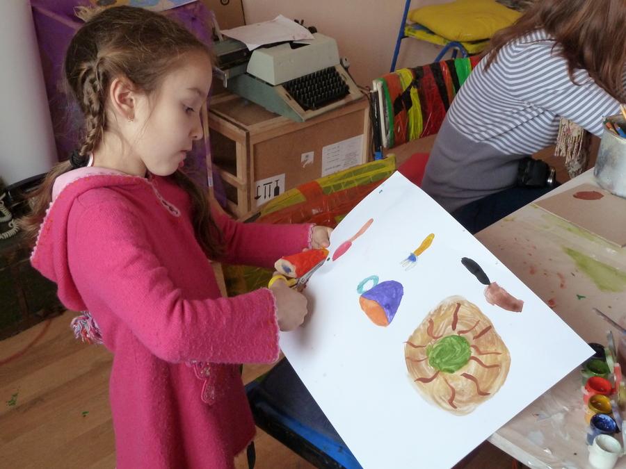 В Перми на «Чердаке» раскрываются детские таланты.