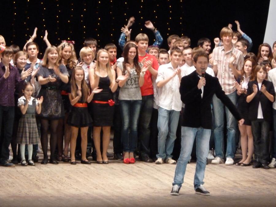 В Перми стартовала школьная лига КВН - фото 1