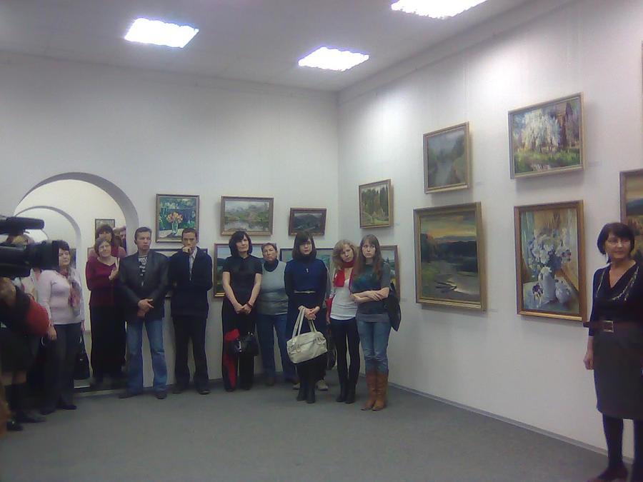 Пермский Дом художника представил новую экспозицию