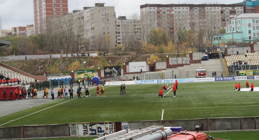 «Амкар» наконец-таки одержал победу в чемпионате - фото 1