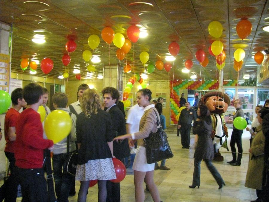 В Перми открылся молодежный фестиваль «Новация»