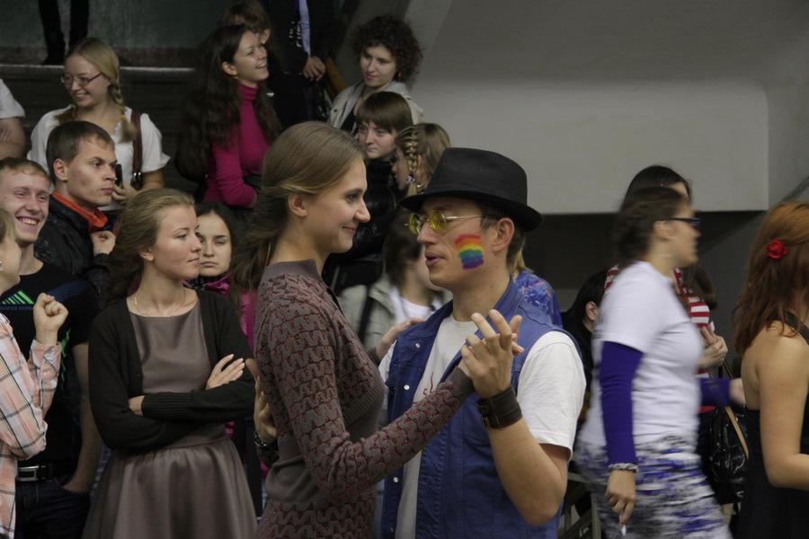 Юбилей Пермского университета: под ритмы сальсы