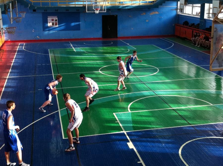 В Перми продолжается первенство по баскетболу - фото 1