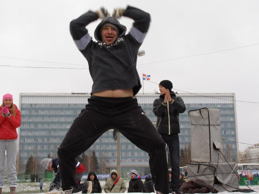 В Перми молодежь нашла единство в спорте