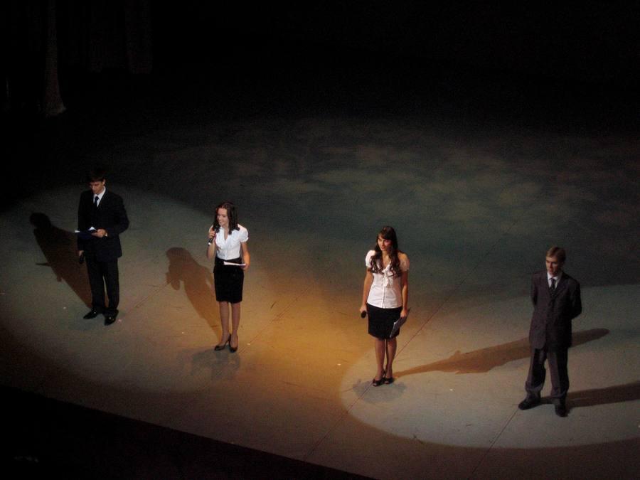 Пермская гимназия №2 отметила юбилей в оперном театре - фото 1