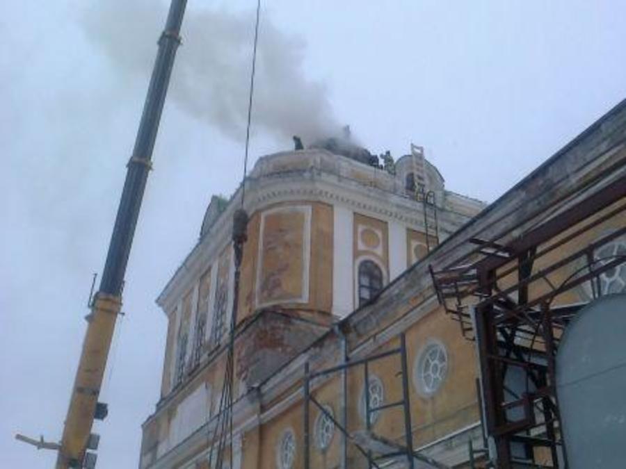 Установлена причина загорания в Пермской государственной художественной галерее