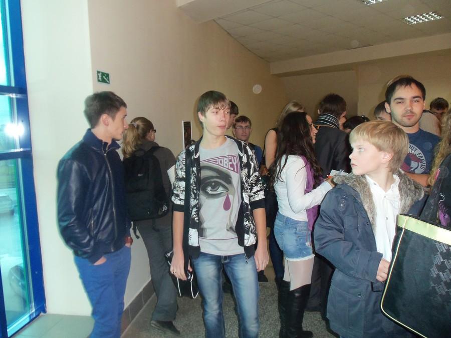 На молодежном форуме в Перми прошел кастинг в сериал «Реальные пацаны» - фото 1