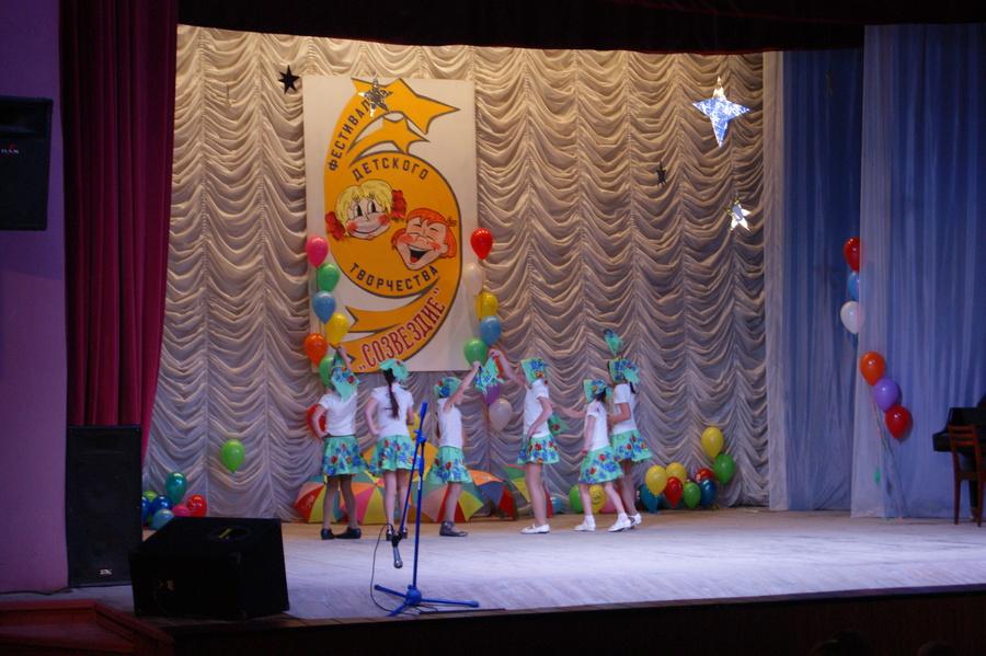 Юные таланты из Елово образовали своё созвездие - фото 1