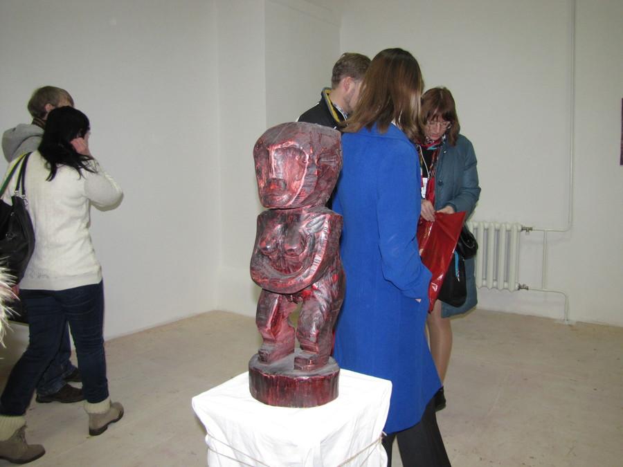 Сегодня состоялось открытие Пермской арт-резиденции