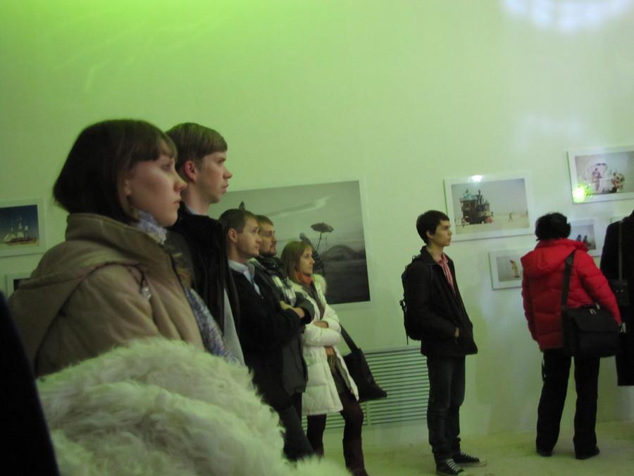 Сегодня состоялось открытие Пермской арт-резиденции - фото 12