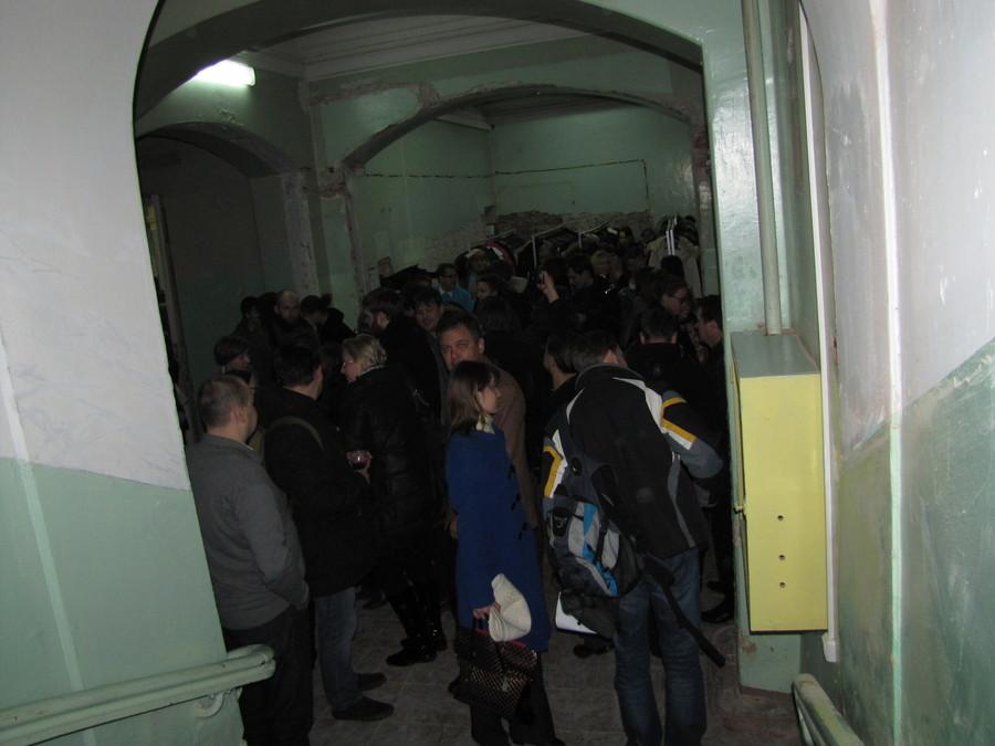 Сегодня состоялось открытие Пермской арт-резиденции - фото 13