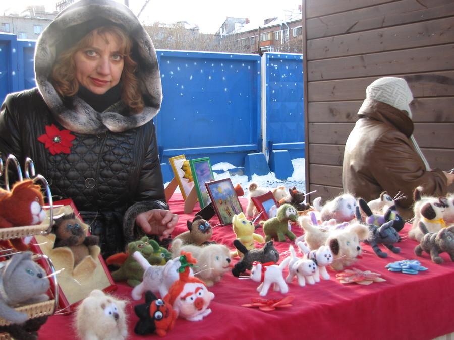 Праздник Козьмы и Демиана прошёлся по пешеходной улице Перми