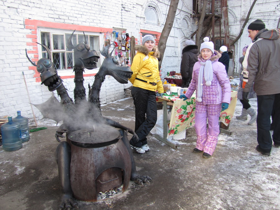 Праздник Козьмы и Демиана прошёлся по пешеходной улице Перми - фото 5
