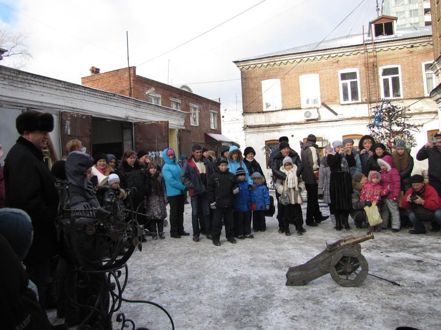 Праздник Козьмы и Демиана прошёлся по пешеходной улице Перми - фото 9