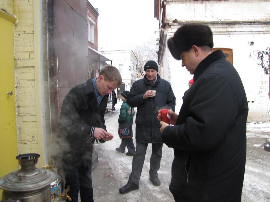 Праздник Козьмы и Демиана прошёлся по пешеходной улице Перми - фото 13