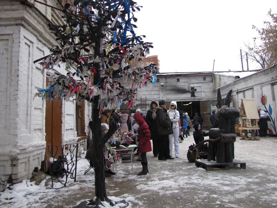 Праздник Козьмы и Демиана прошёлся по пешеходной улице Перми - фото 17