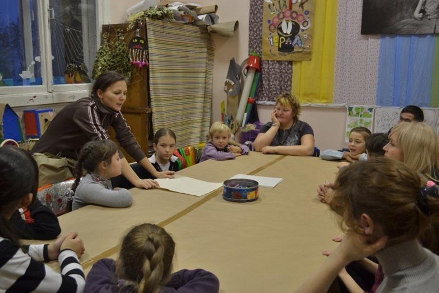 """Пермские школьники проводят каникулы на """"Чердаке"""" - фото 1"""